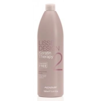Жидкость для волос разглаживающая Lisse Design Smoothing Fluid Alfaparf