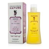 Масло для кудрявых и вьющихся волос Precious Nature Oil For Curly&Wavy Hair Alfaparf