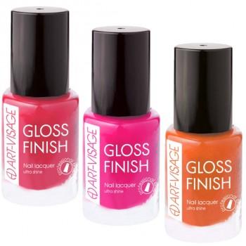 Лак для ногтей Gloss Finish Art-Visage