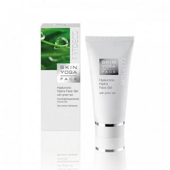 Увлажняющий гель для лица Hyaluronic Hydra Face Gel With Green Tea Artdeco