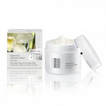 Питательный крем для лица Hyaluronic Intensive Cream With Lotus Artdeco