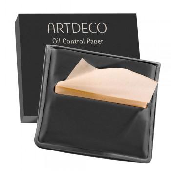 Абсорбирующие салфетки для лица Oil Control Paper Artdeco