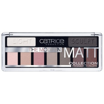 Тени для век The Modern Matt Collection Catrice