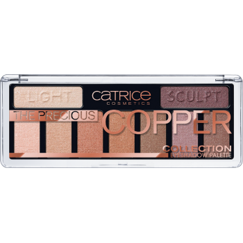 Тени для век The Precious Copper Collection Catrice