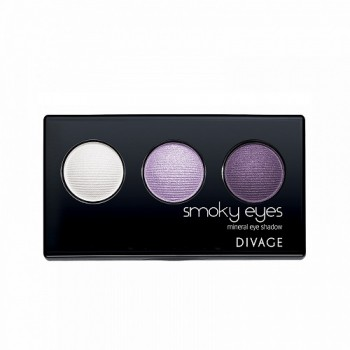 Тени для век Smoky Eye Divage