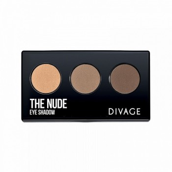 Тени для век The Nude Divage