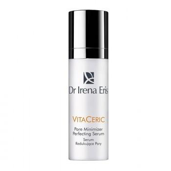 Сужающая поры дневная сыворотка для комбинированной и жирной кожи лица Vitaceric Pore Minimizer Perfecting Serum    Dr Irena Eris