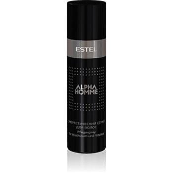 Энергетический спрей для волос Alpha Homme Estel Professional