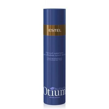 Легкий шампунь для объема для сухих волос Otium Butterfly Estel Professional