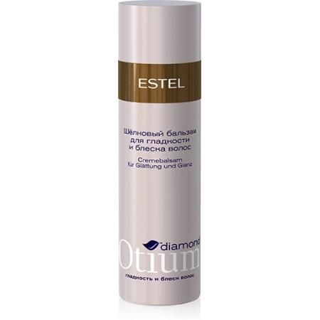Шелковый бальзам Otium Diamond для гладкости и блеска волос