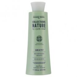 Collections Nature Серебристый шампунь для седых, осветленных волос Eugene Perma (Франция)