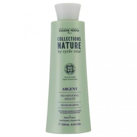 Collections Nature Серебристый шампунь для седых, осветленных волос
