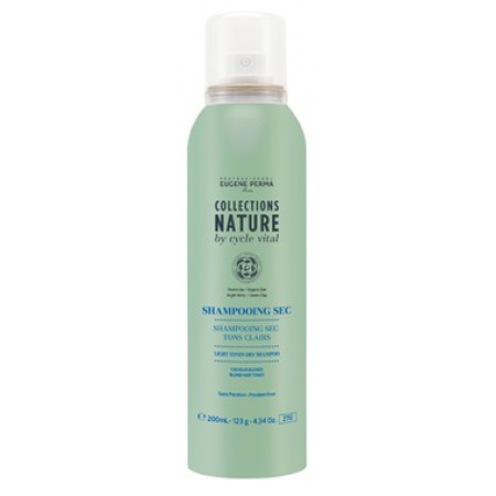 Collections Nature Сухой шампунь-спрей для светлых волос
