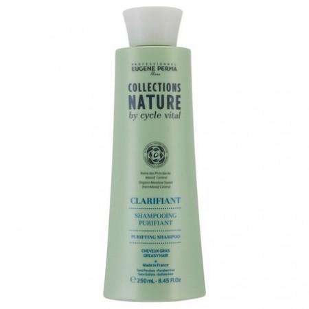 Collections Nature Очищающий шампунь для жирной кожи головы