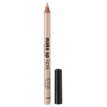 Карандаш для объёма губ Жемчуг Make Up Lips Eva Mosaic