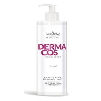 Dermacos Успокаивающий массажный крем для лица  Farmona Professional