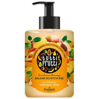 Tutti Frutti Манго & Персик Жидкое мыло для рук Farmona