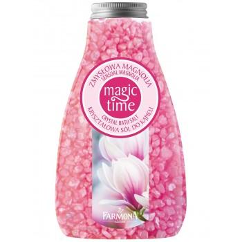 Magic Time Чувственная Магнолия соль для ванны Farmona