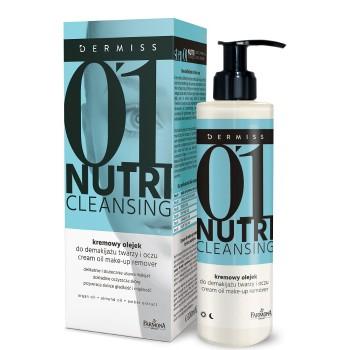 Очищающий крем-масло для снятия макияжа Dermiss Nutri Cleansing Farmona