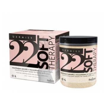 Увлажняющее средство с мочевиной - бисер для маникюрных ванночек  Dermiss 22 Soft Therapy Farmona