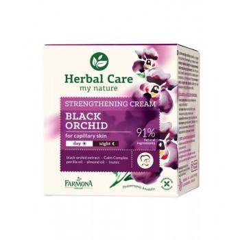 """Herbal Care Укрепляющий дневной и ночной крем """"Черная орхидея"""" Farmona"""