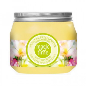 Magic Time Пробуждение Весны Бархатистое масло для тела Farmona