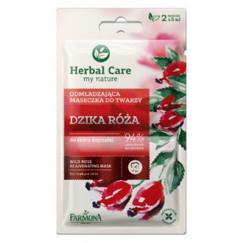 Herbal Care Омолаживающая маска для лица Шиповник Farmona