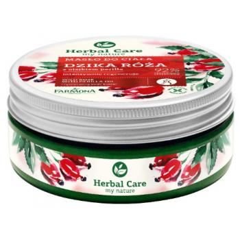 Herbal Care Восстанавливающее масло для тела Шиповник и масло Периллы Farmona