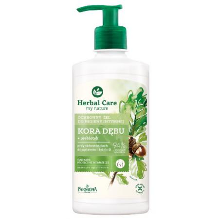 Herbal Care Гель защитный Кора Дуба