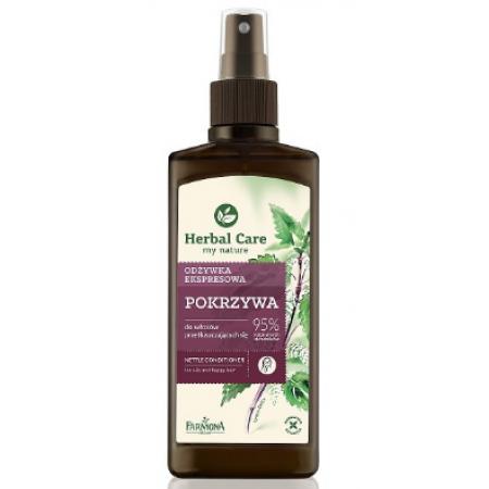 Herbal Care Кондиционер-спрей для волос Крапивный Farmona
