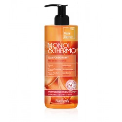 Hair Genic Monoi & Thermo Шампунь зашитный для всех типов волос Farmona