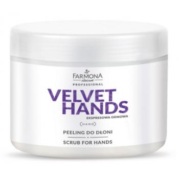 Скраб для рук с лилией и сиренью Scrub for hands Velvet Hands Farmona Farmona Professional
