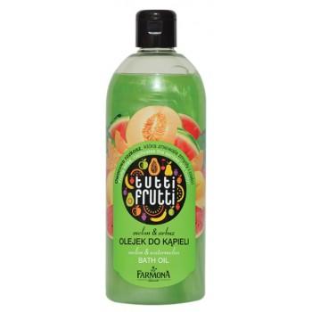 Tutti Frutti Дыня и Арбуз Масло для ванны и душа Farmona