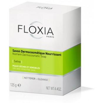 Sativa Dry and Sensitive skin Питательное мыло для сухой и чувствительной кожи Floxia (Франция) NEW!