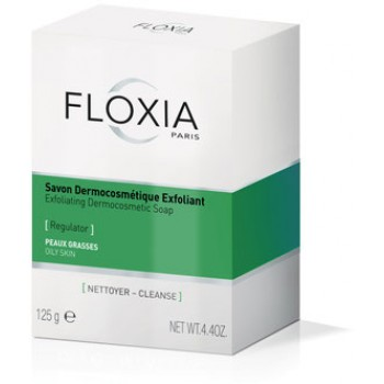 Regulator Oily skin Отшелушивающее мыло для жирной и проблемной кожи Floxia (Франция) NEW!