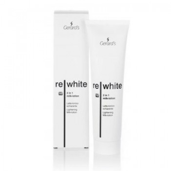 Осветляющее антиоксидантное молочко-тоник White Cleansing Milk Gerards