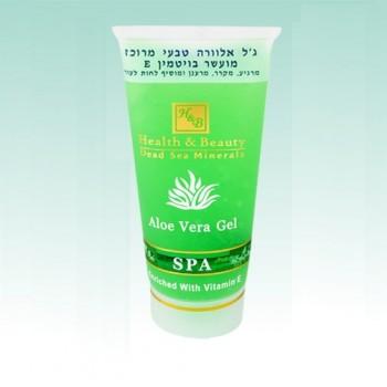Гель с высоким содержанием Алоэ-вера и витамином Е Health and Beauty (Израиль)