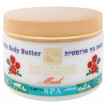 Ароматическое масло для тела Мускус Health and Beauty (Израиль)
