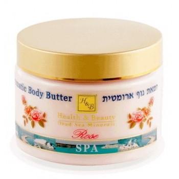 Ароматическое масло для тела Роза Health and Beauty (Израиль)