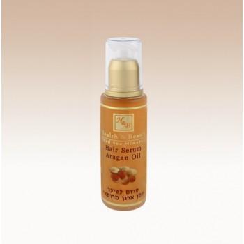 Серум для волос на основе арга масла Health and Beauty (Израиль)