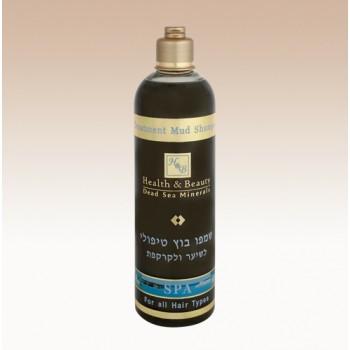 Шампунь с грязями для волос и кожи головы Health and Beauty (Израиль)