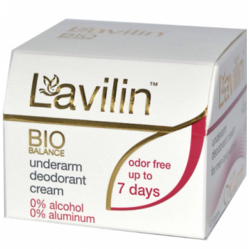 Деодорант-крем для подмышечной области 7 дней Lavilin Hlavin