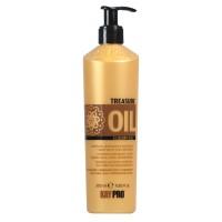 Treasure Oil  увлажняющий и придающий блеск кондиционер для сухих, хрупких и обезвоженных волос KayPro