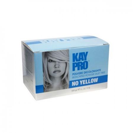 Пудра для осветления волос антижелтая KayPro iColori