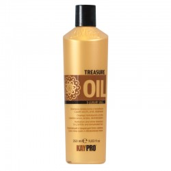 Treasure Oil увлажняющий и придающий блеск шампунь для сухих, хрупких и обезвоженных волос  KayPro