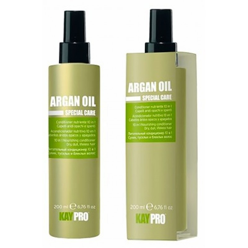 KAYPRO SPECIAL CARE Питательный кондиционер с аргановым маслом 10 в 1 для сухих, тусклых и безжизненных волос