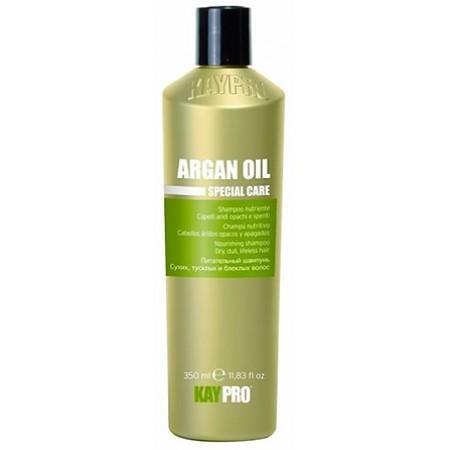 Питательный шампунь с аргановым маслом для сухих, тусклых и безжизненных волос Special Care Argan Oil