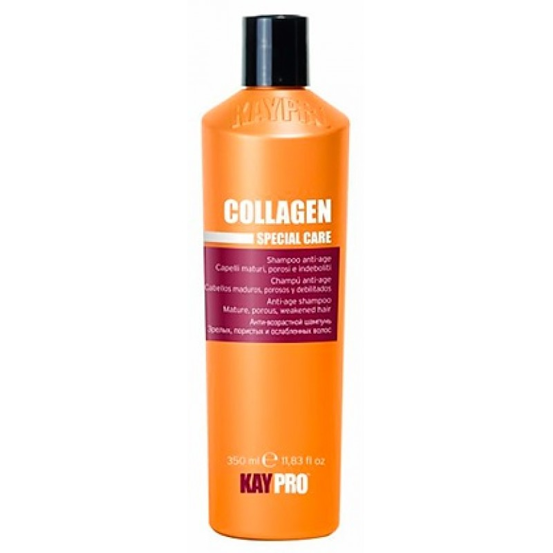 KAYPRO SPECIAL CARE Шампунь с коллагеном для пористых и ослабленных волос ANTI-AGE