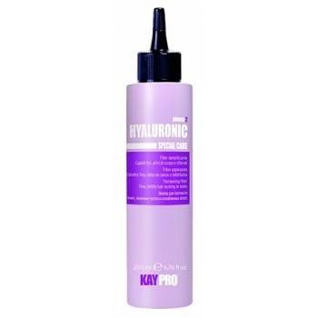 Уплотняющий филлер с гиалуроновой кислотой для тонких, ломких и слабых волос Kaypro Special Care KayPro
