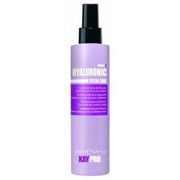 Уплотняющий спрей-кондиционер с гиалуроновой кислотой для тонких, ломких и слабых волос Kaypro Special Care KayPro
